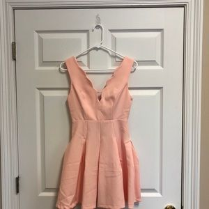 Pink Hot & delicious dress
